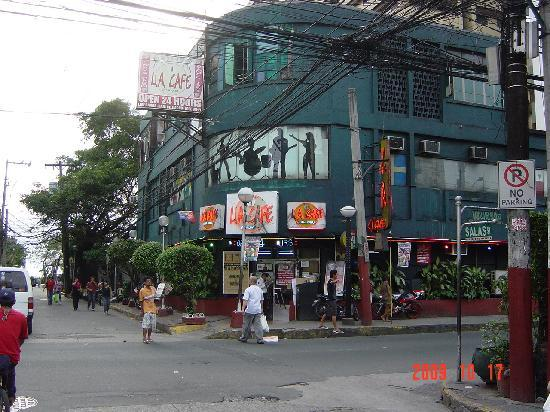 Citystate Tower Hotel: LAカフェ