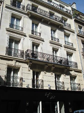 Hotel Le Six: le six building