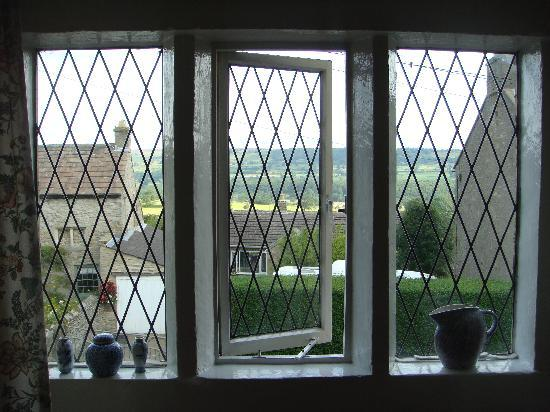 Ivy Dene Country Guest House : The view from one of the rooms