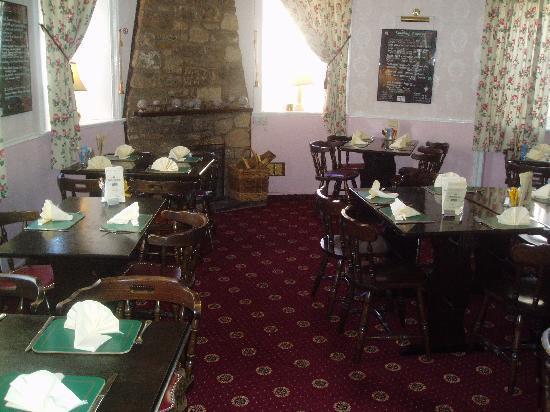The Cobbled Yard Hotel: Hotel restuarant