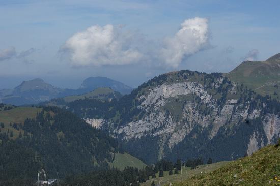 Wandergebiet Hoch Ybrig