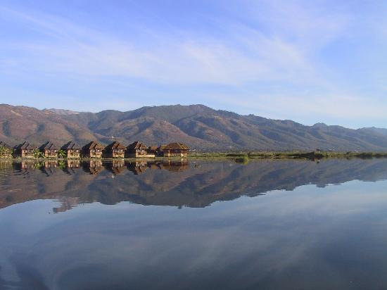 Myanmar Treasure Inle Lake : ritorno
