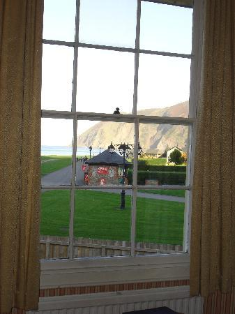 Rock House Hotel: View from room 6