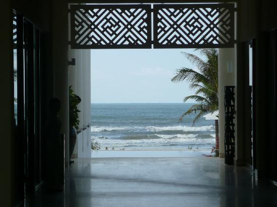 Princess D'An Nam Resort & Spa: la plage