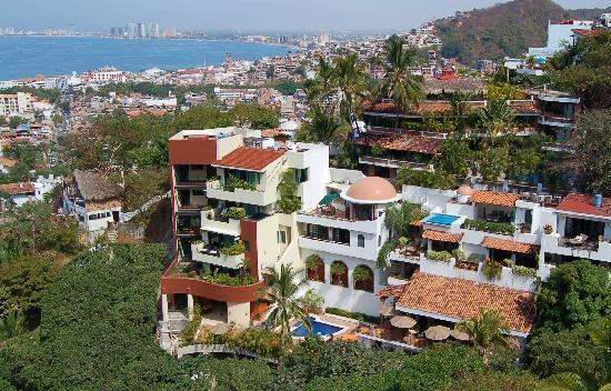 Casa Cupula and Puerto Vallarta