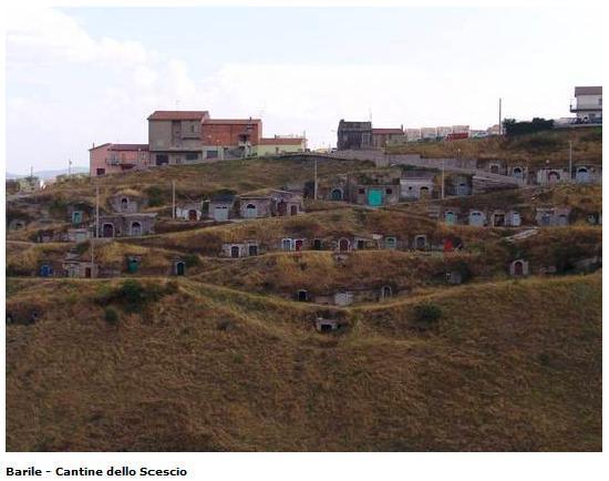 Le case di Barile