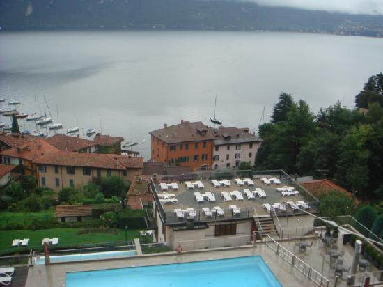 Hotel Belvedere Bellagio: Swimming pool from our suit