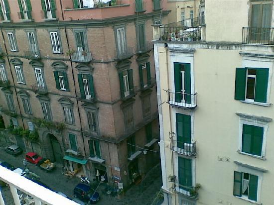 Zia Maria Home: Vue sur la Piazza Gaetano