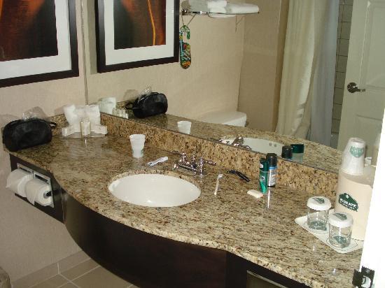 Wingate by Wyndham Regina: Nice bathroom