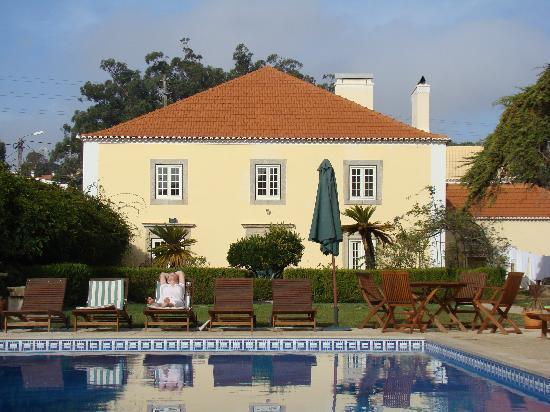 Quinta do Scoto: the main house