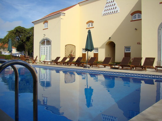Quinta do Scoto: quinta and swimmingpool