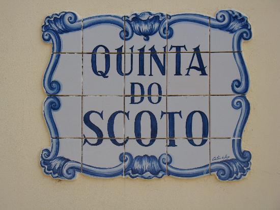 Quinta do Scoto: quinta