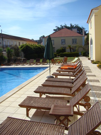 Quinta do Scoto: terrace