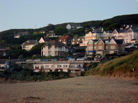 Woolacombe, UK: Casas