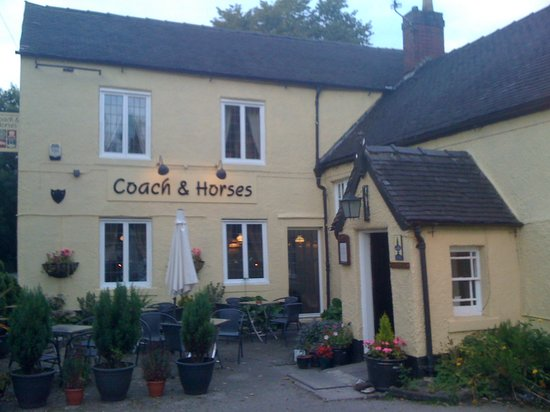 Coach and Horses Inn: Outside view