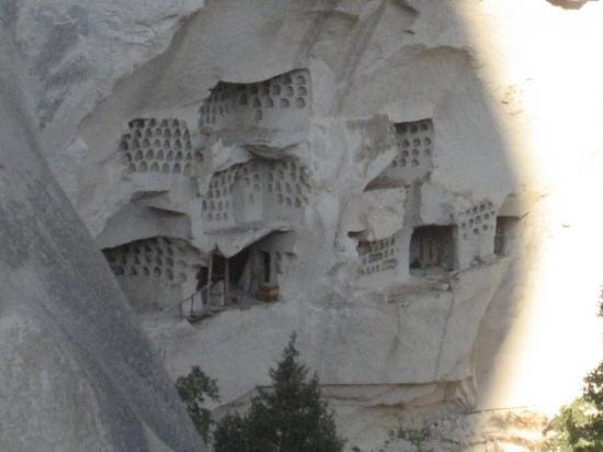 Avanos, Turcja: Güvercin Yuvaları