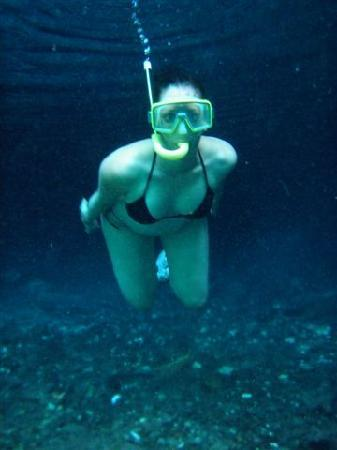 Liku'alofa Beach Resort: Snorkelling