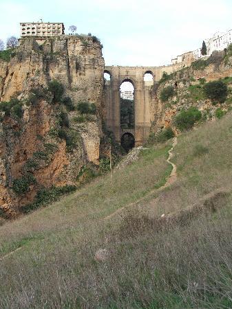 El Alavera De Los Baños Ronda | Bridge At Ronda Picture Of Hotel Alavera De Los Banos Ronda