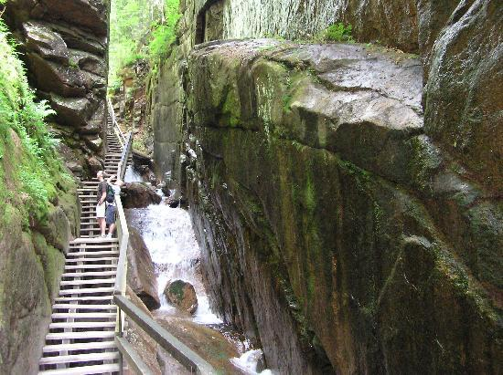 Franconia Notch Motel: FLUME GORGE