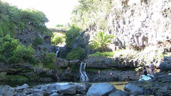 Road to Hana Tours: Oheo gulch