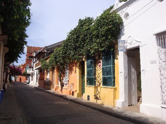 Hotel Casa del Curato : calle curato