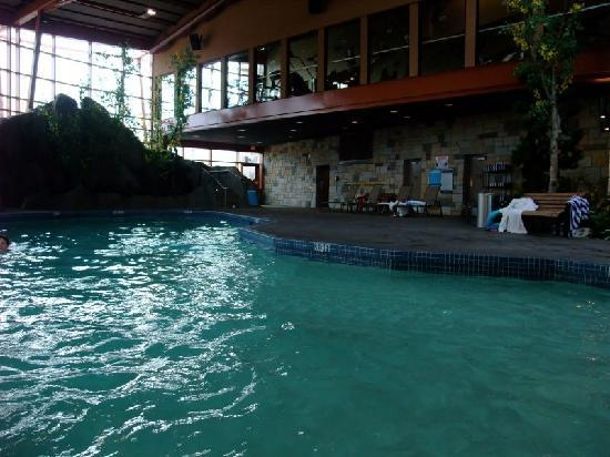 Pool Picture Of River Rock Casino Resort Richmond Tripadvisor