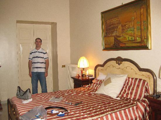 B&B Armonia All'Opera: Me and the bed