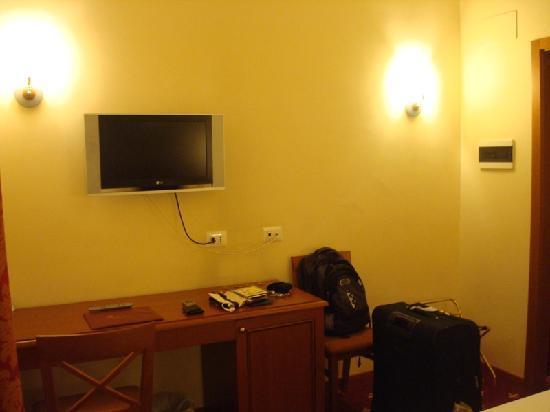 Hotel Milton Roma: Double room