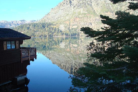 Tahoe Photographic Tours: The lake was like glass!