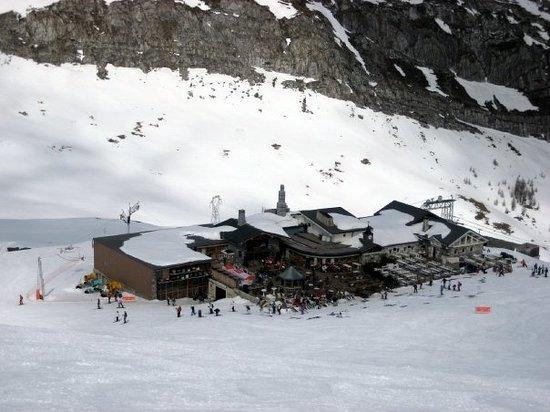 La Folie Douce Val d'Isère - Tignes : After-ski stället Folie Douce