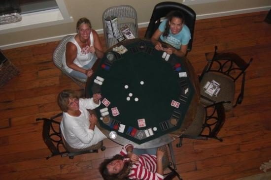 Long Beach, Waszyngton: Poker chicks