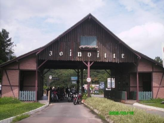 Joinville, my home town