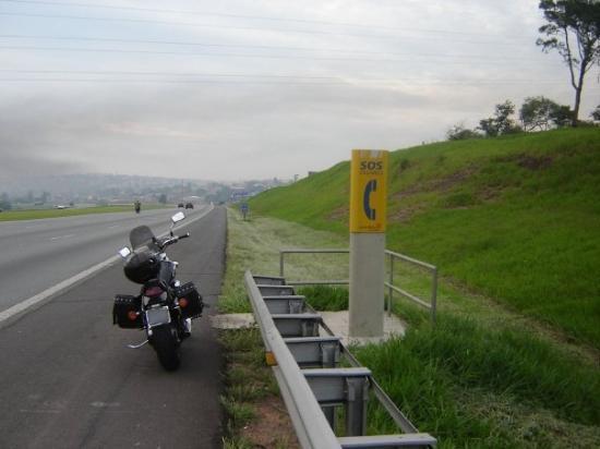 กัมปีนัส: At Bandeirantes Campinas to Curitiba (Brazil)