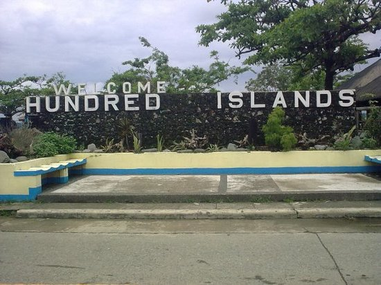 ‪Hundred Islands‬