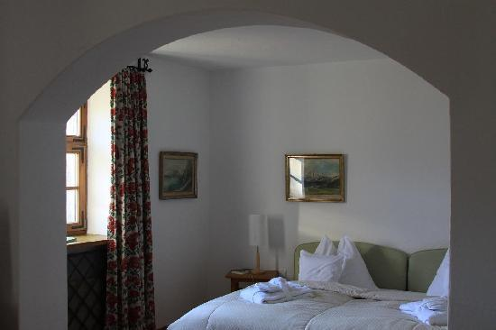 Schloss Prielau: Standard double king bed room