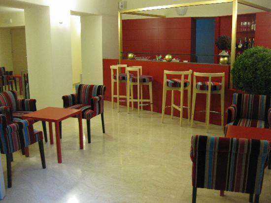 Hotel Garibaldi: Bar