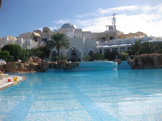 Joya Paradise : piscina