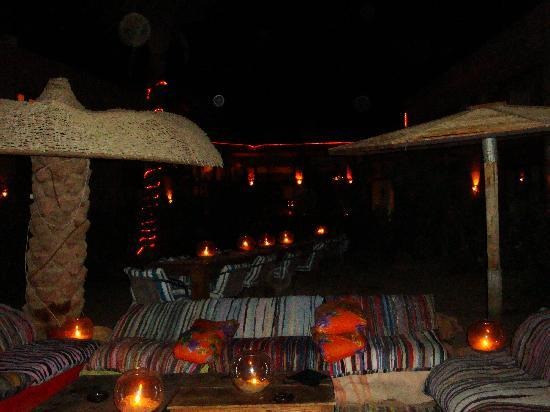 Nakhil Inn & Dream - Nuweiba: Bedwien lounge