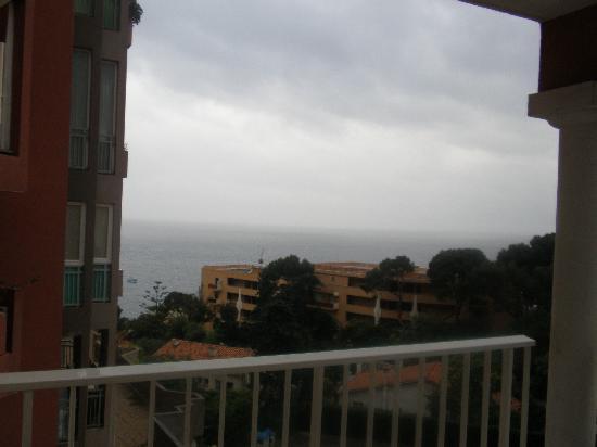 Appart' Valley Portes de Monaco: Vista desde la terraza