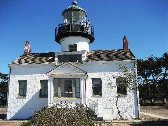 Butterfly Grove Inn: Point Pinos Lighthouse in Pacific Grove