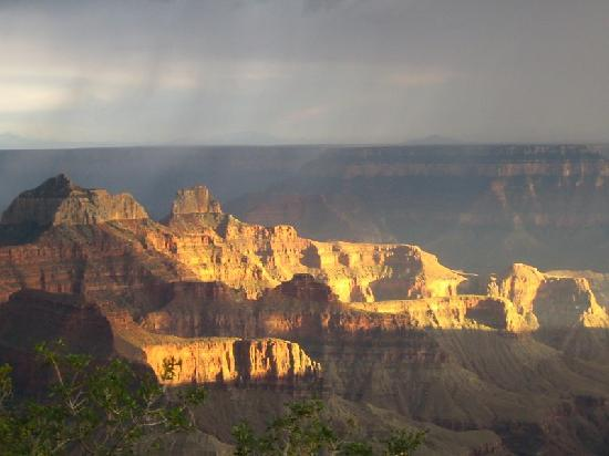 North Rim Campground: another view