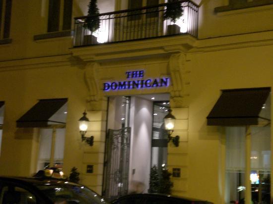 The Dominican: Front door