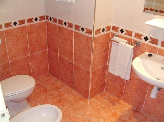 Tanjah Flandria: bagno