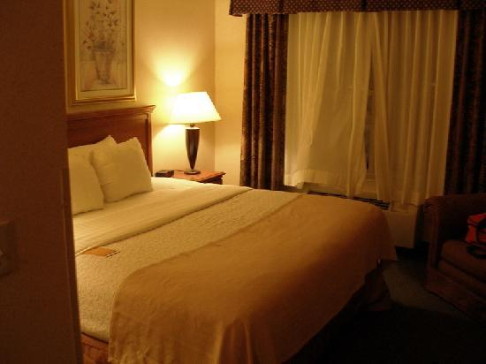 Holiday Inn Hotel & Suites Madison West: Deluxe King Bed
