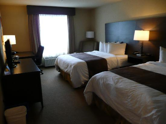Best Western Plus Saint John Hotel & Suites: Twin Room