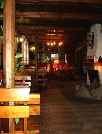 """Hotel Bansko: The cosy """"Bansko-style"""" restaurant"""