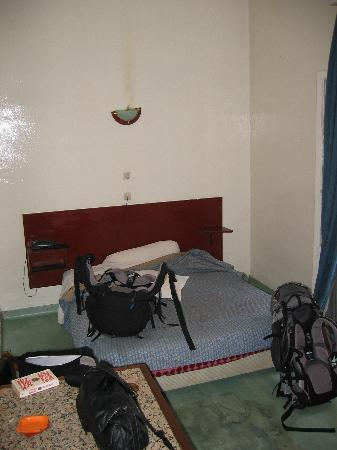 Hotel Oued-Dahab : room