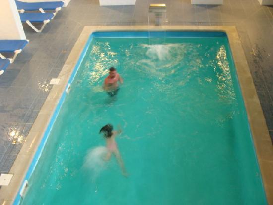 Hotel Villa Select : la piscine