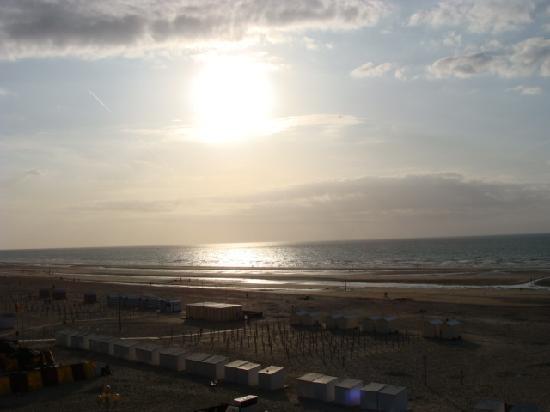 Hotel Donny: La plage