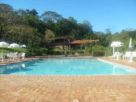 Hotel Colonial Iguaçu: naturaleza